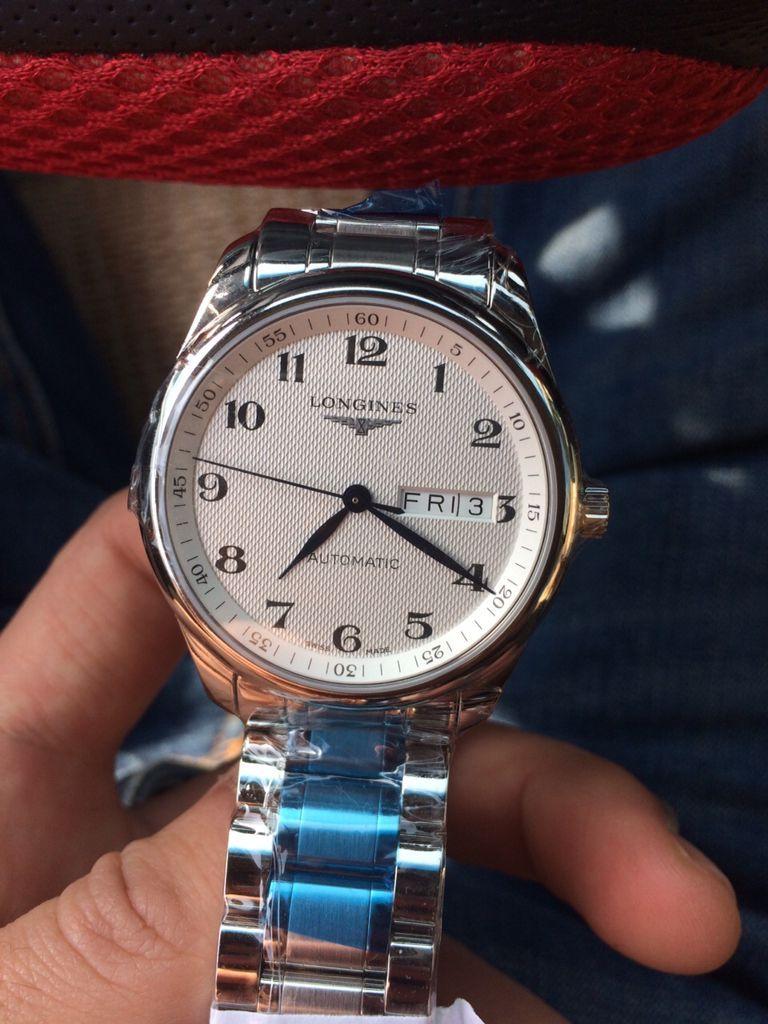 浪琴L2.755.4.78.6手表【表友晒单作业】今天才到货...