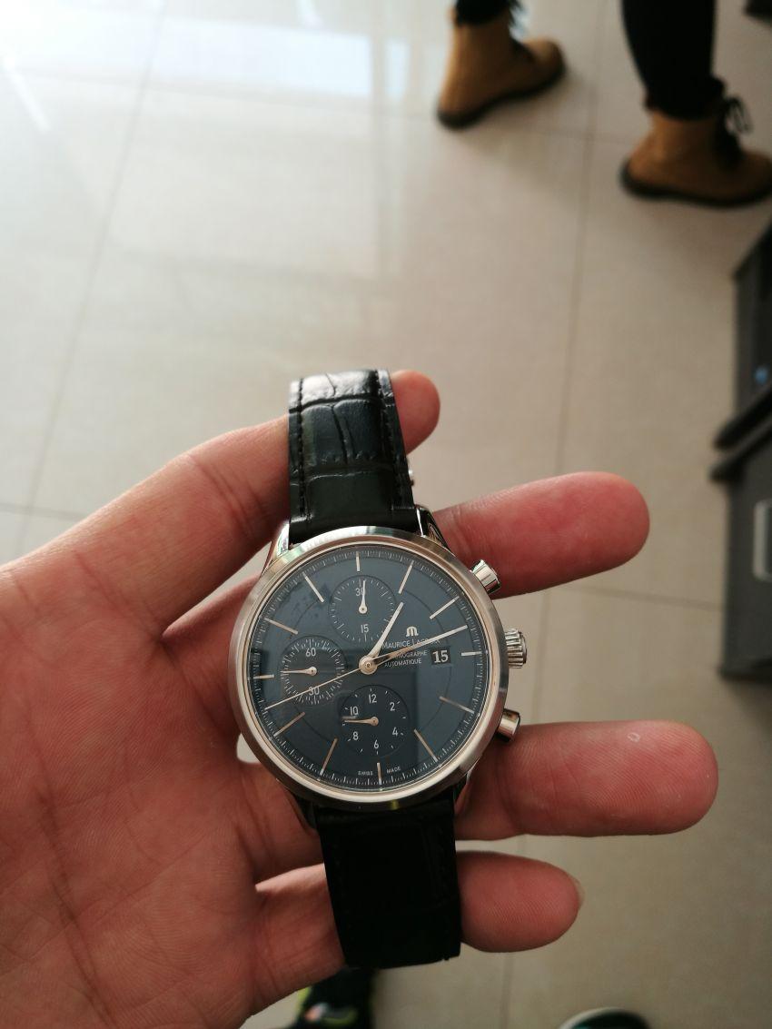 艾美LC6058-SS001-430手表【表友晒单作业】表很不错,...