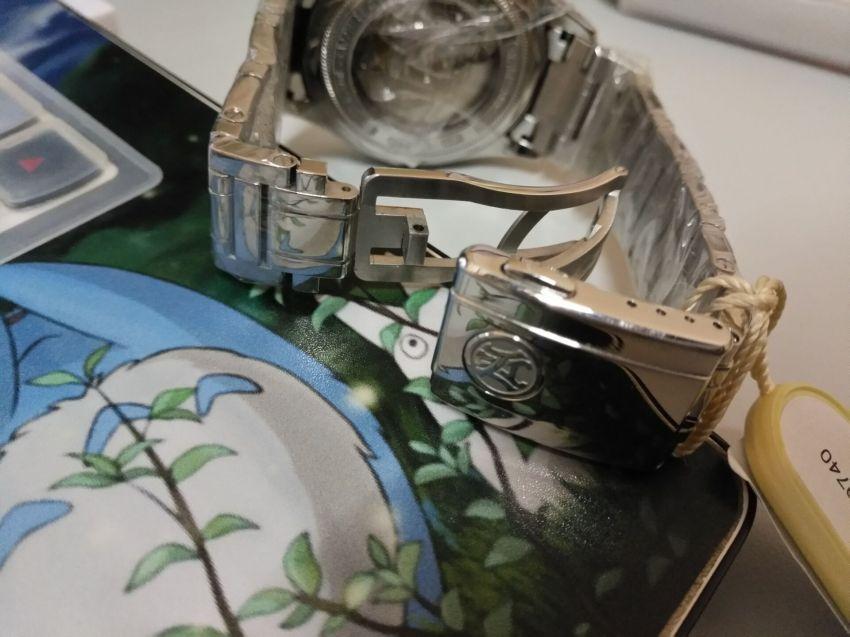 艾美达9742B-BU-M9740手表【表友晒单作业】温馨提醒:...