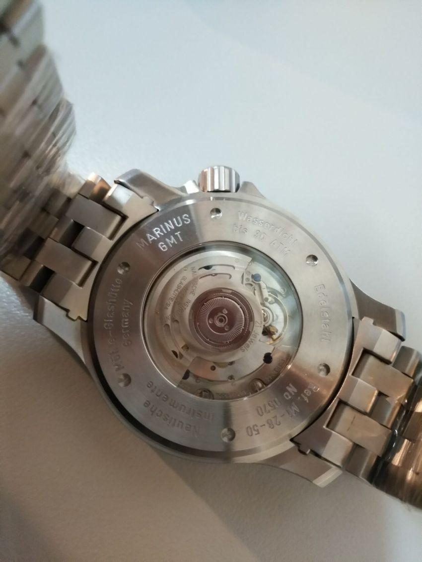 格拉苏蒂·莫勒M1-28-53-MB手表【表友晒单作业】温馨提醒:...