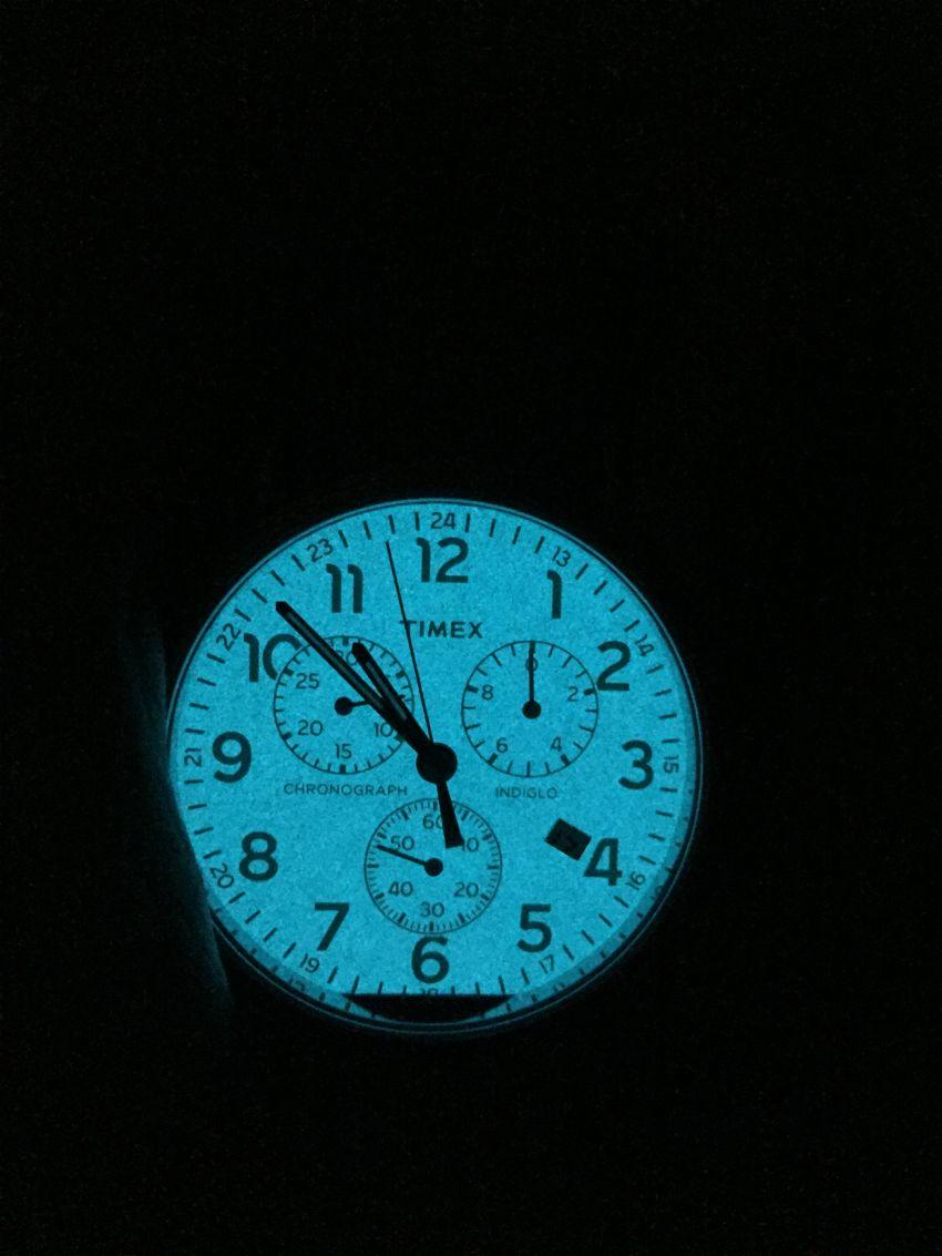 天美时TW2P62300手表【表友晒单作业】正品很漂亮...