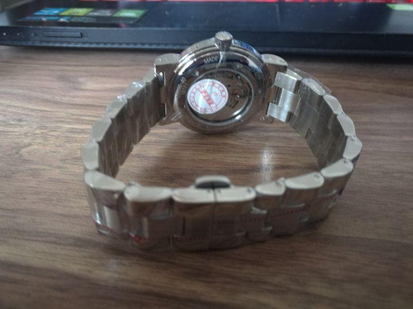 格拉苏蒂·莫勒M1-99-41-MB手表【表友晒单作业】1、顺风快...