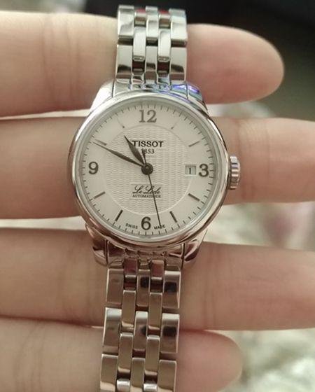 天梭T41.1.183.34手表【表友晒单作业】宝贝不错,...