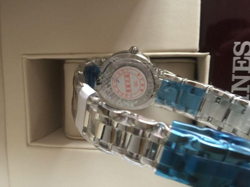 浪琴L8.110.4.71.6手表【表友晒单作业】是正品,物...