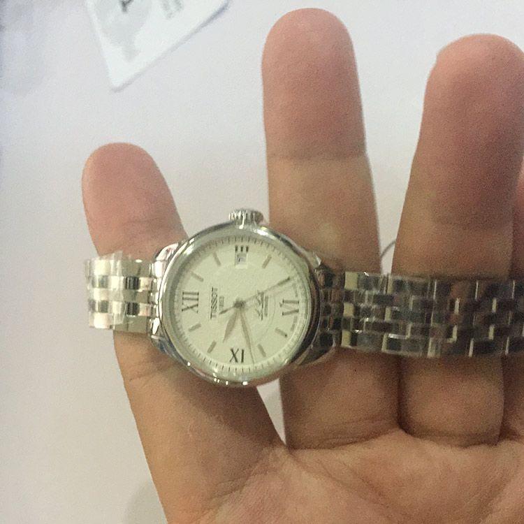 天梭T41.1.183.33手表【表友晒单作业】天梭女表实...