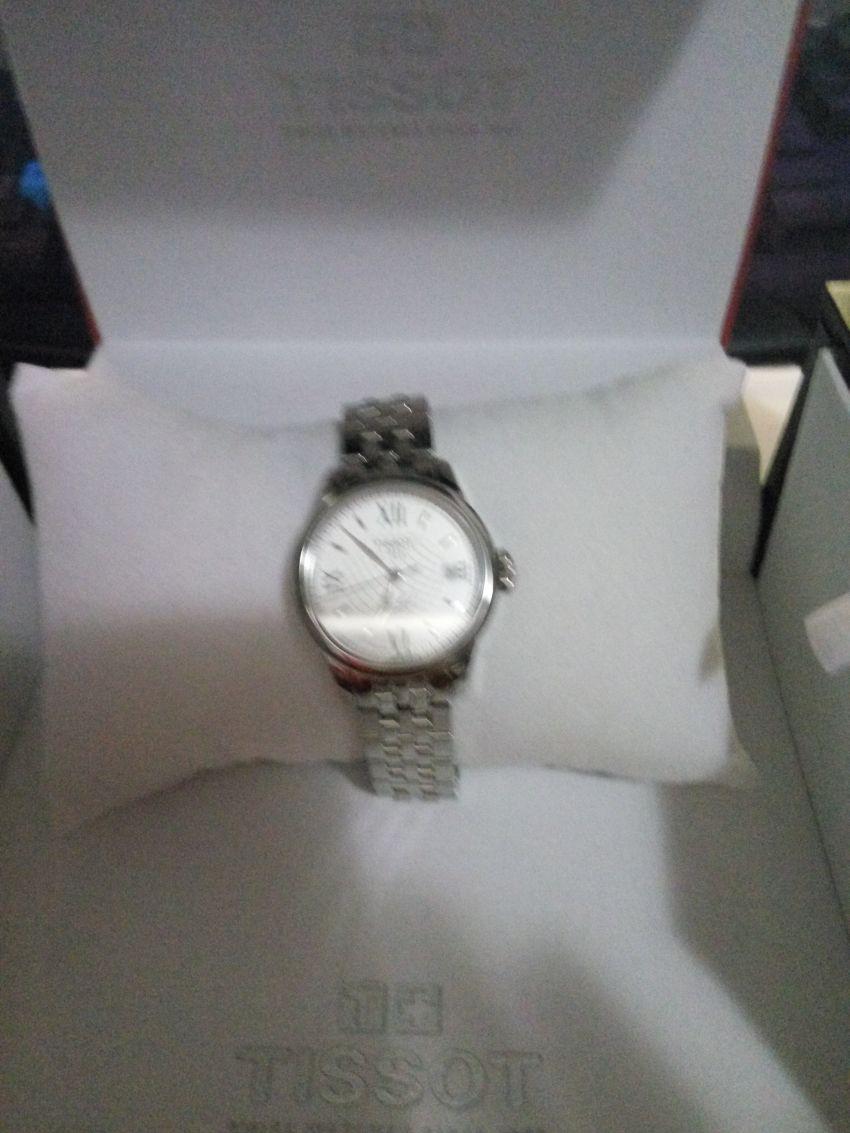 天梭T41.1.183.33手表【表友晒单作业】手表戴着很...