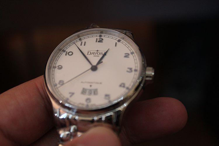 迪沃斯16145610手表【表友晒单作业】手表到手了...