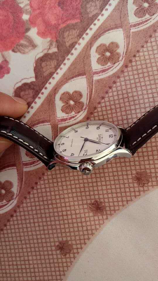 迪沃斯16145615手表【表友晒单作业】这个表确实...