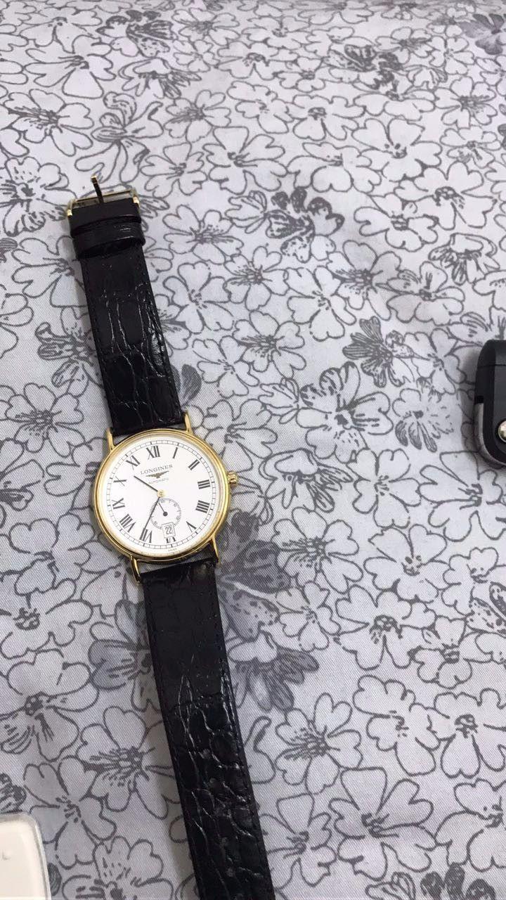 浪琴L4.805.2.11.2手表【表友晒单作业】确实不错,...