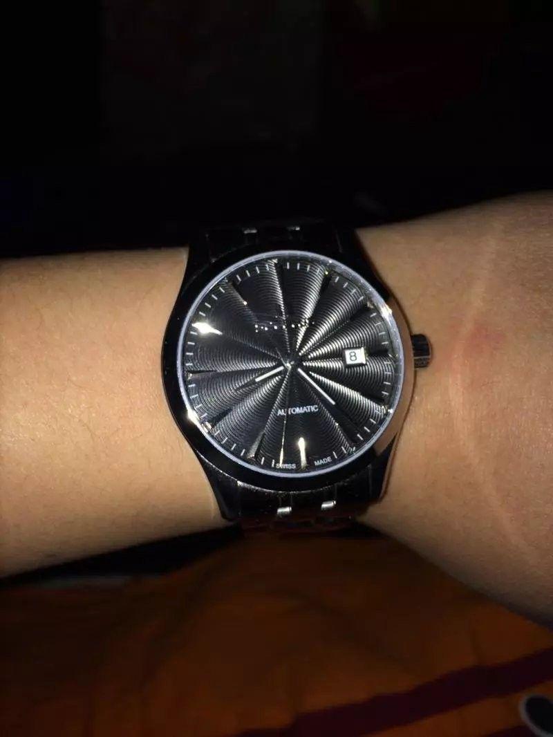 萨克莱斯1016G.7.2824 M SS BAP手表【表友晒单作业】手表很不错...
