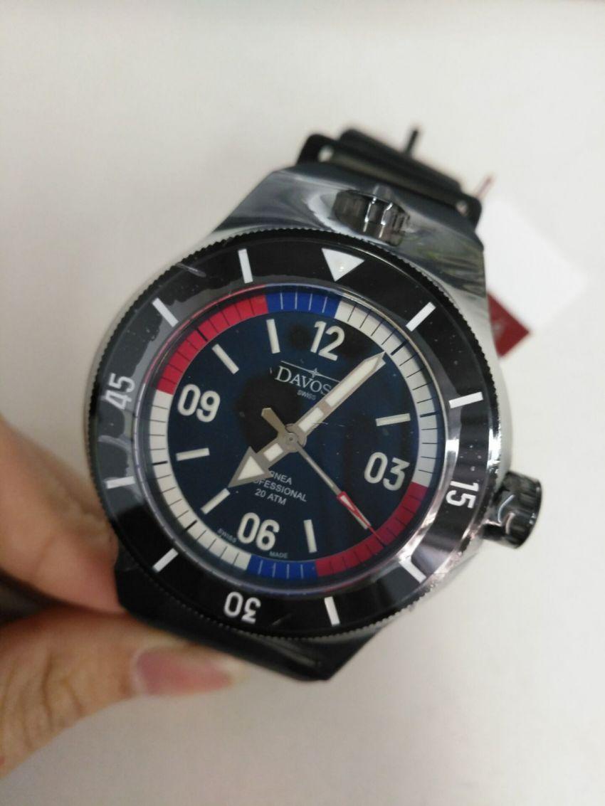 迪沃斯16157055手表【表友晒单作业】DAVOS...