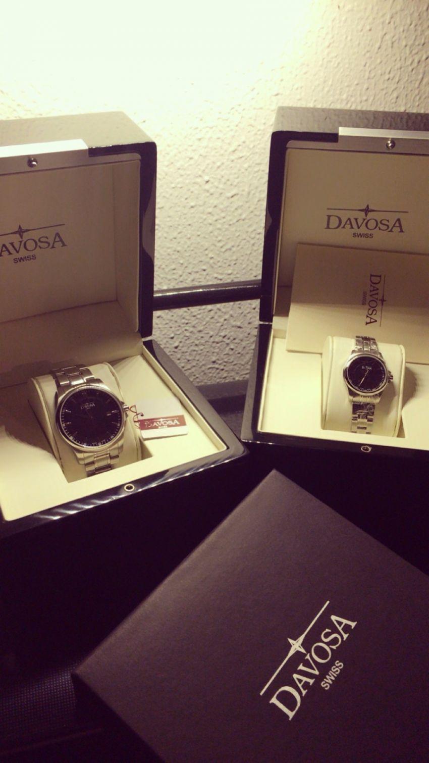 迪沃斯16856955手表【表友晒单作业】挺不错...