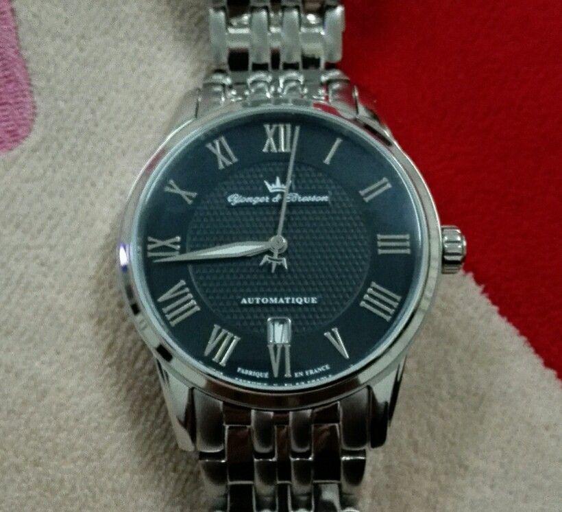 雍加毕索YBH 8343-11 M手表【表友晒单作业】手表买的是...