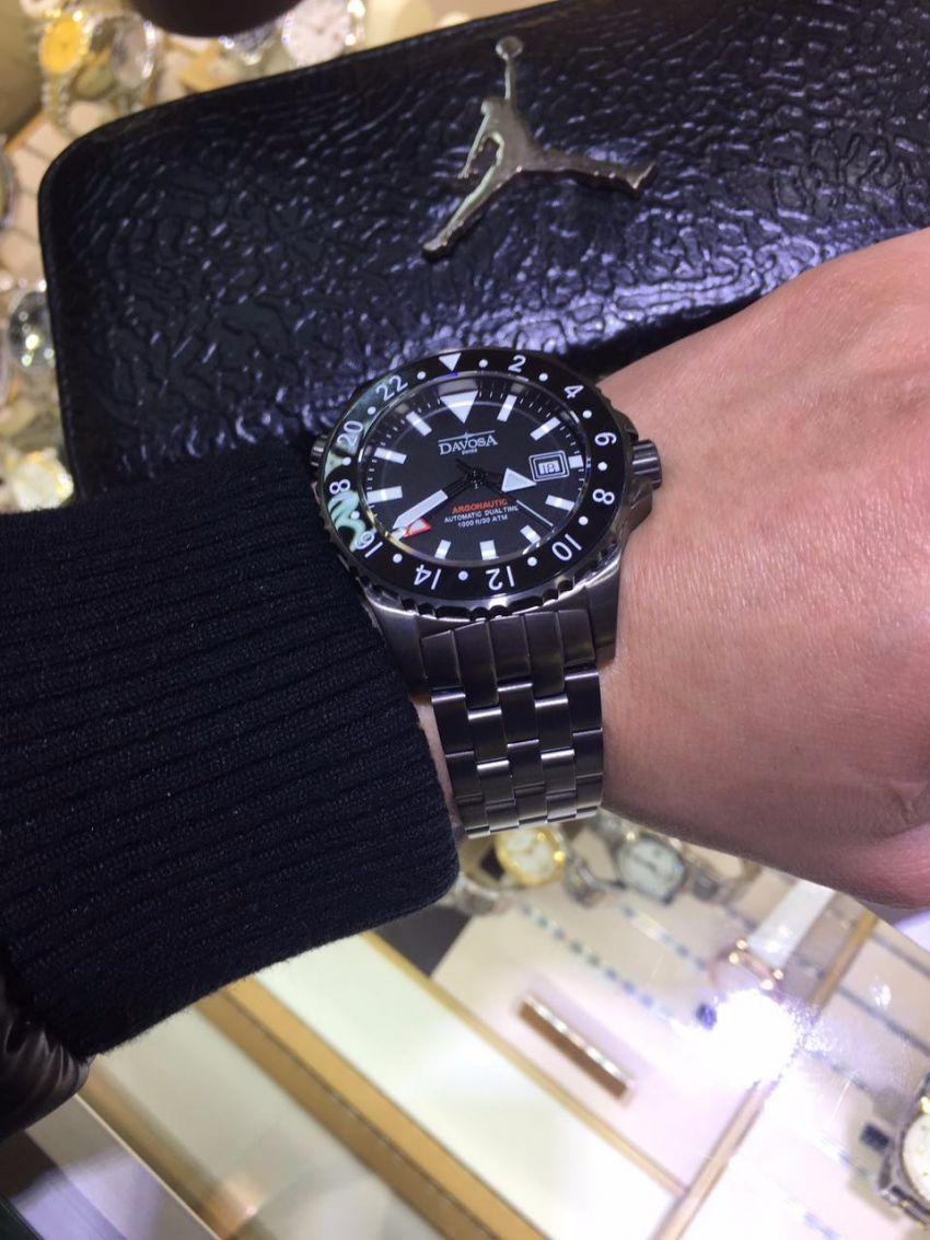 迪沃斯16151280手表【表友晒单作业】手表不错,...
