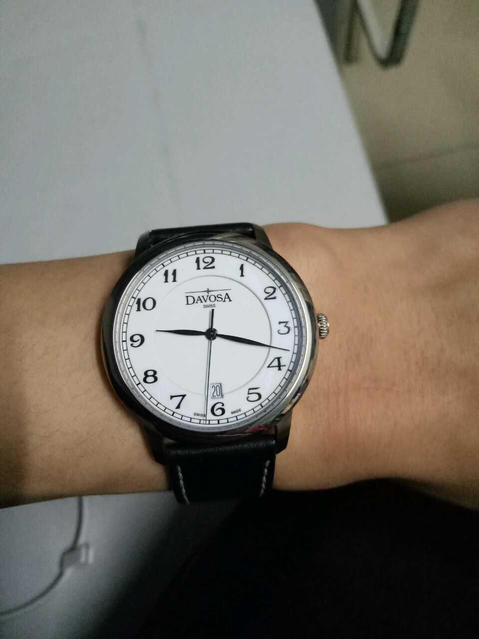 迪沃斯16248026手表【表友晒单作业】包装很好,...