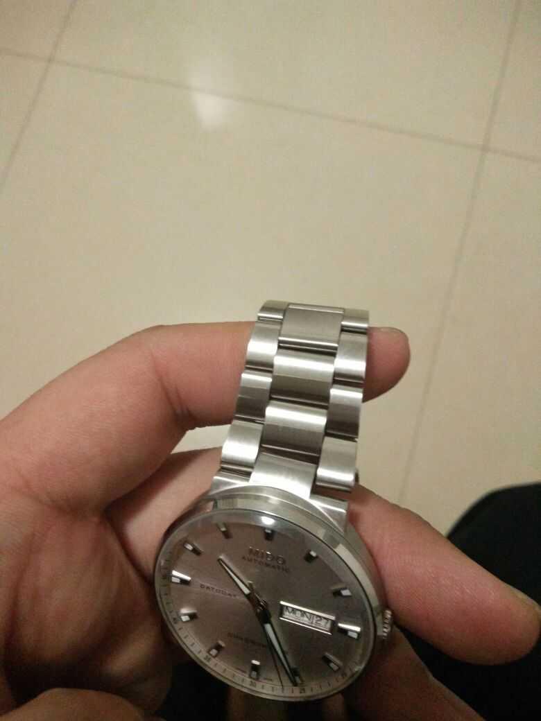美度M014.431.11.031.00手表【表友晒单作业】终于收到人...