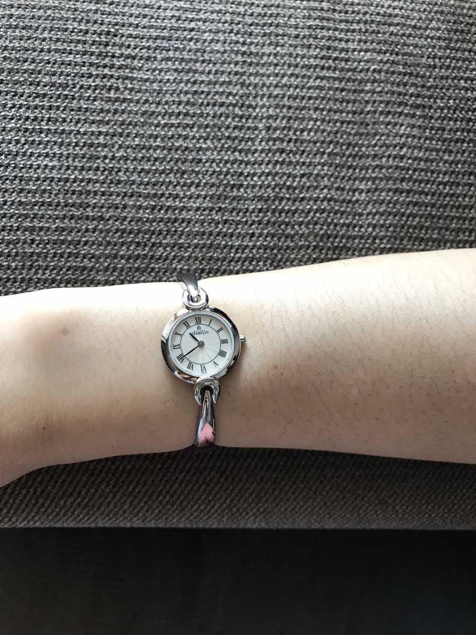 赫柏林17001/B08手表【表友晒单作业】手表款式很...