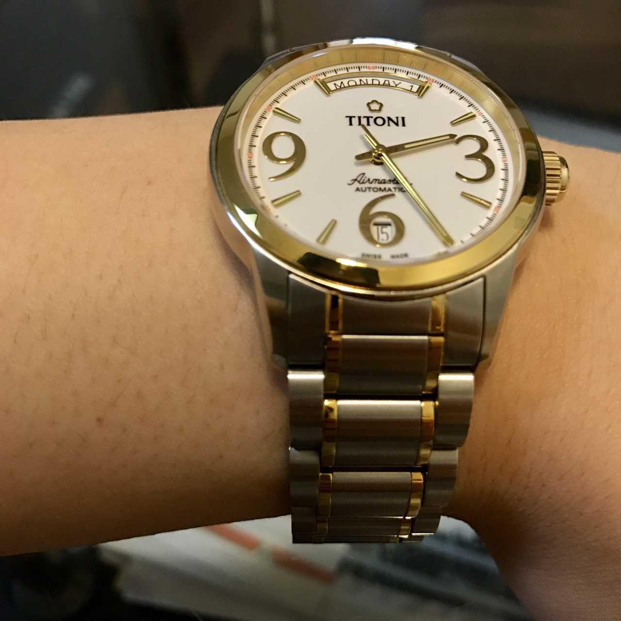 梅花93933 SY-254手表【表友晒单作业】发货后很快...