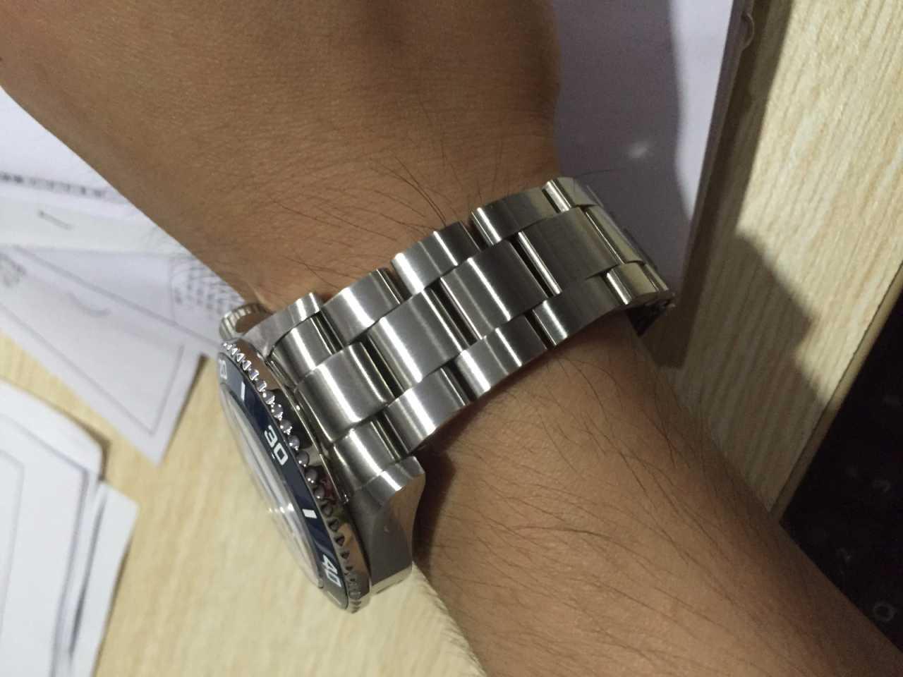 迪沃斯16155640手表【表友晒单作业】买个表,一...