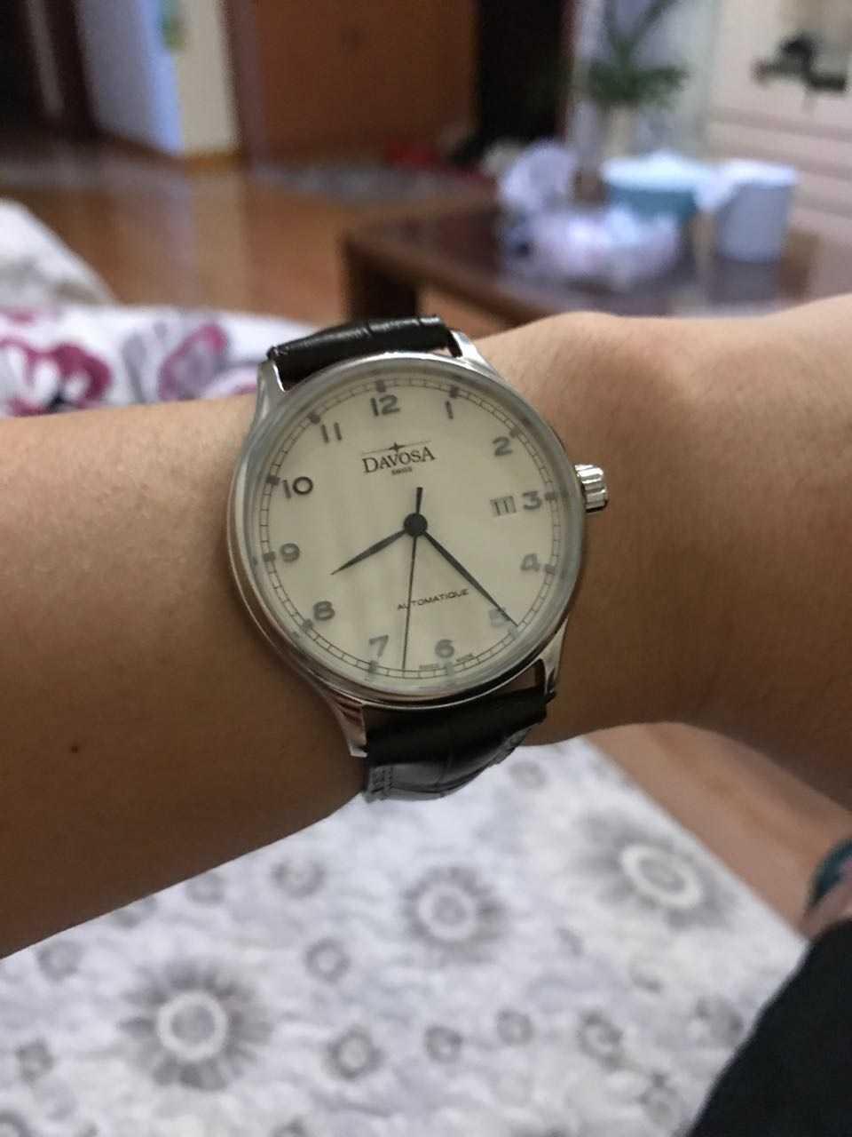 迪沃斯16145615手表【表友晒单作业】这款表非常...