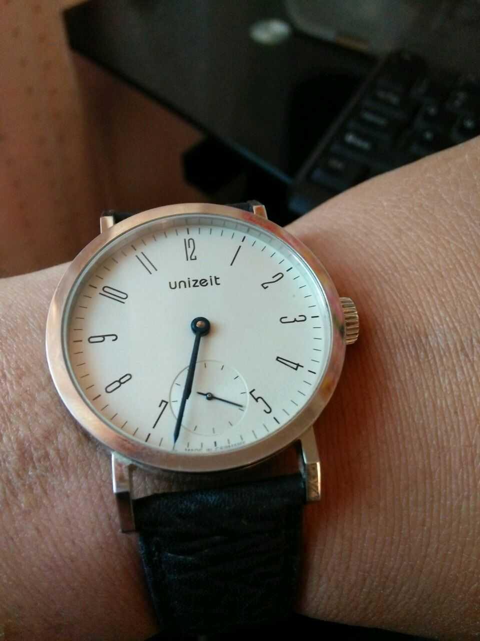 优立时BM003-SL100-00HN手表【表友晒单作业】带了好几天...