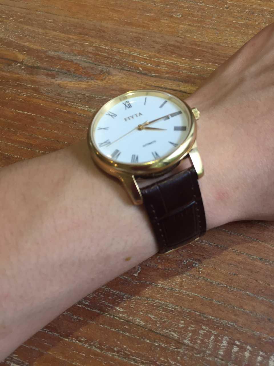 飞亚达DGA0062.GWR手表【表友晒单作业】不错的一款...