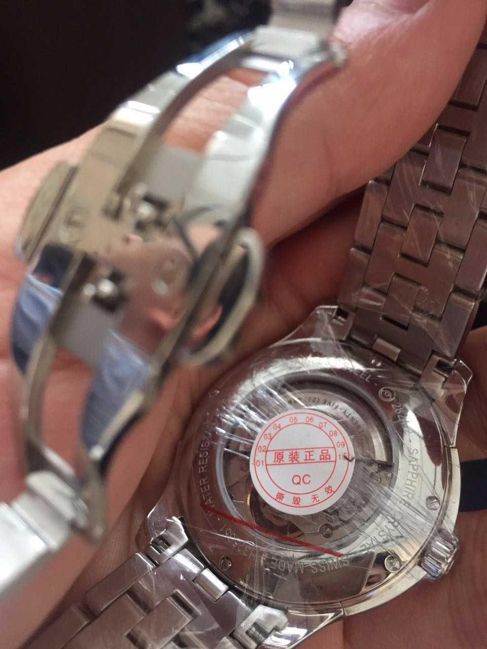 汉米尔顿H32565155手表【表友晒单作业】品质保证,...