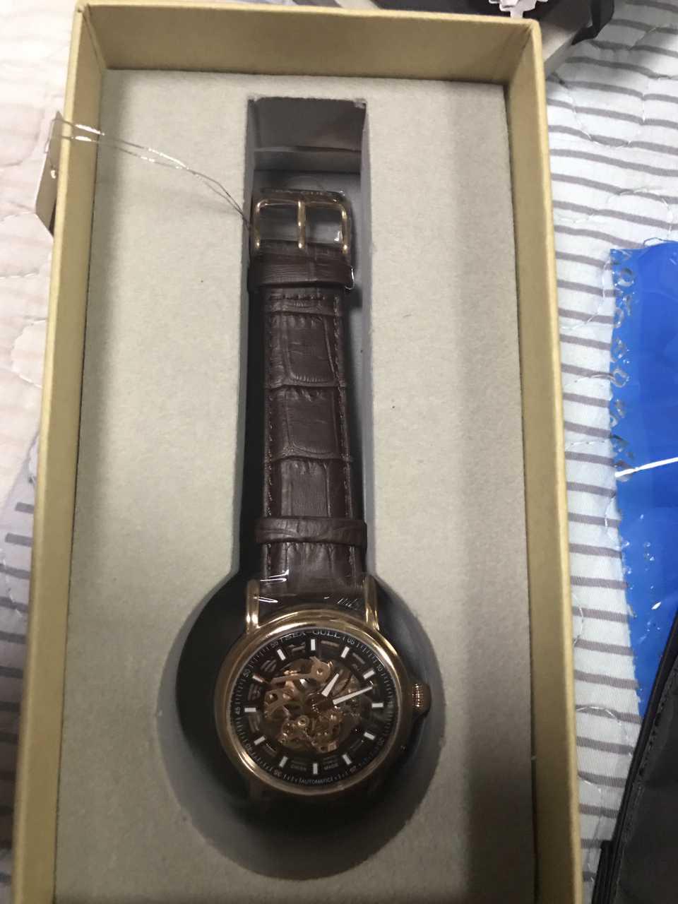 海鸥519.338K手表【表友晒单作业】很棒的一款...