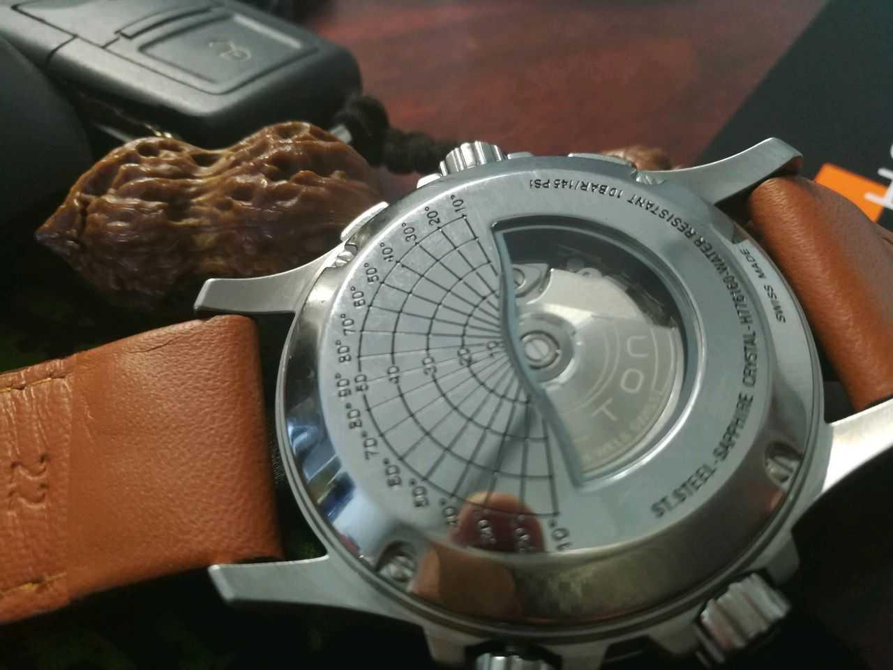 汉米尔顿H77616533手表【表友晒单作业】很不错的表...