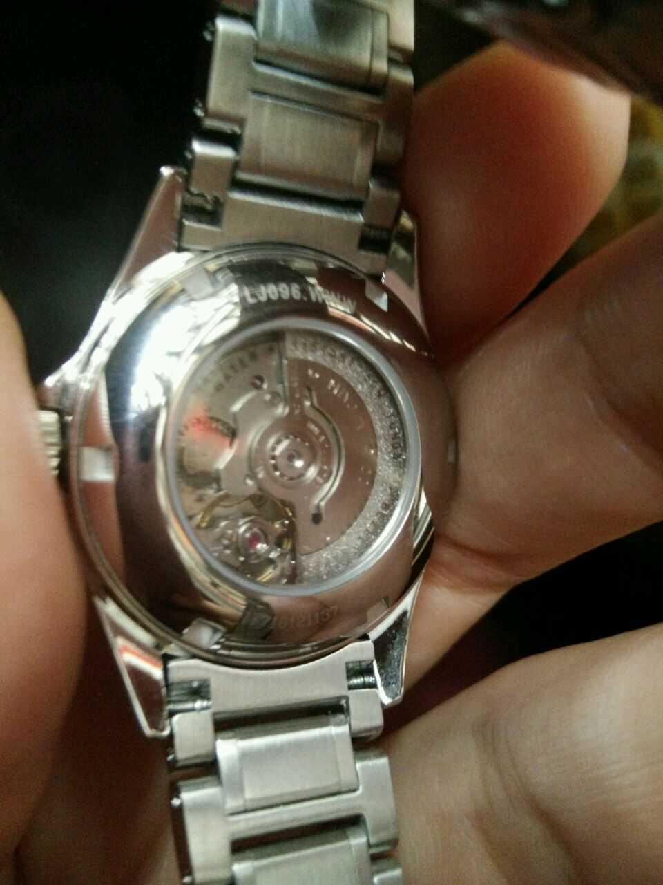 飞亚达LJ096.WWW手表【表友晒单作业】表很漂亮,...