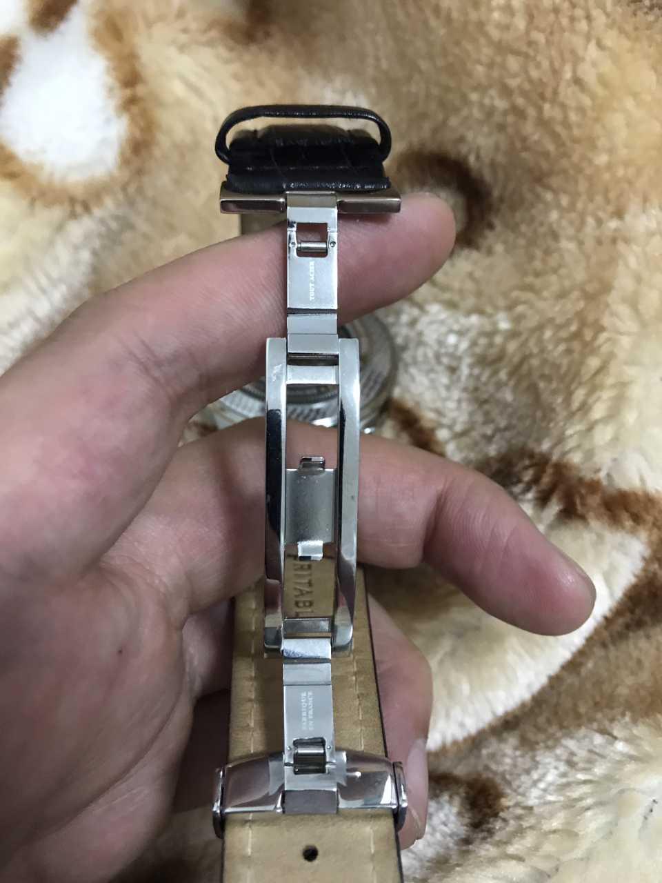 雍加毕索YBH 8366-01手表【表友晒单作业】做工很好,...