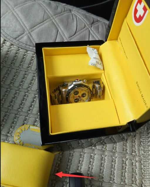 瑞士军表1728手表【表友晒单作业】售后还是不...