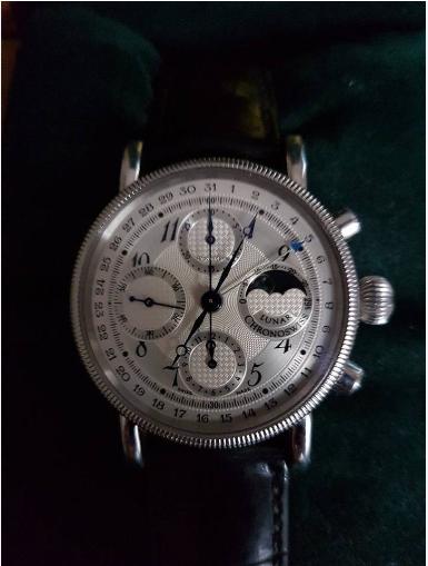 瑞宝CH-7523L手表【表友晒单作业】等了一周终...