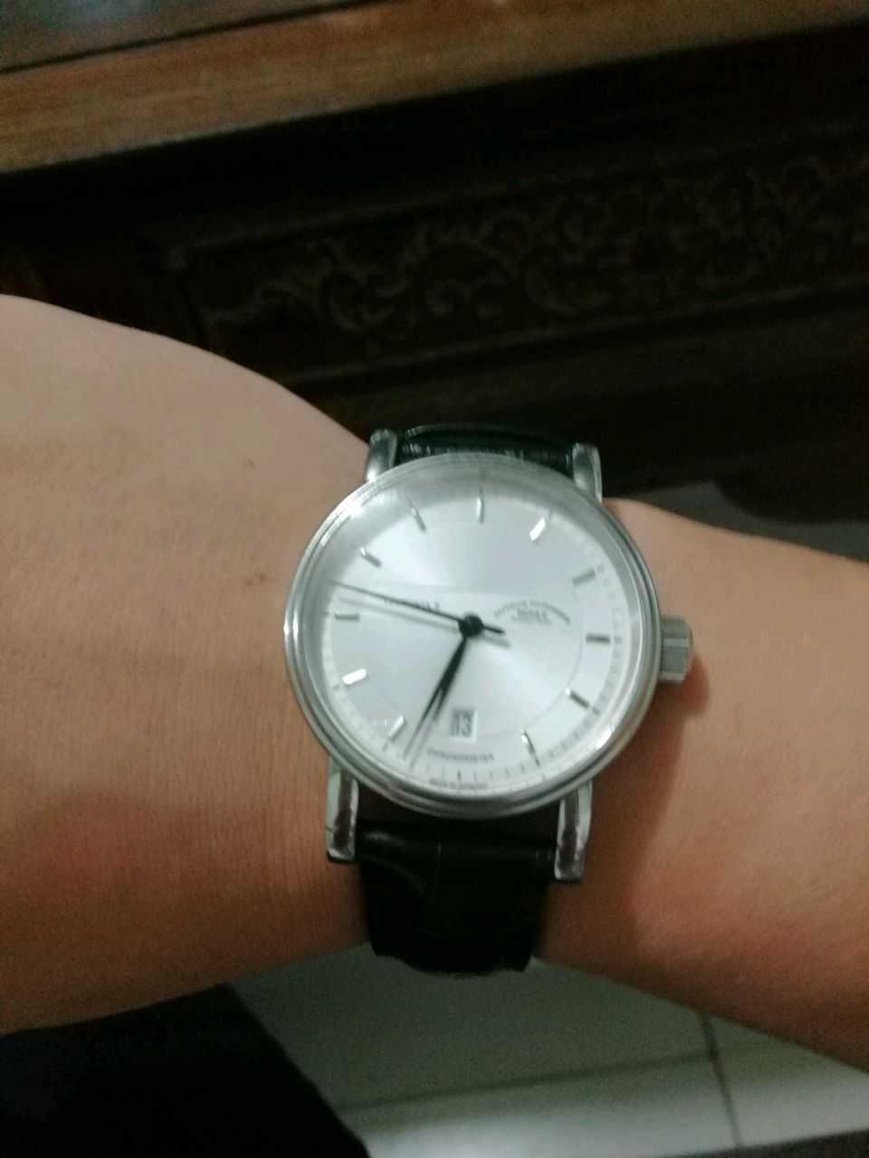 莫勒M1-30-45-LB手表【表友晒单作业】挺好的,第...