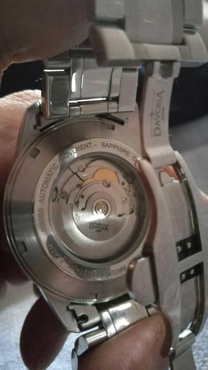 迪沃斯16143150手表【表友晒单作业】表盘很醒目...