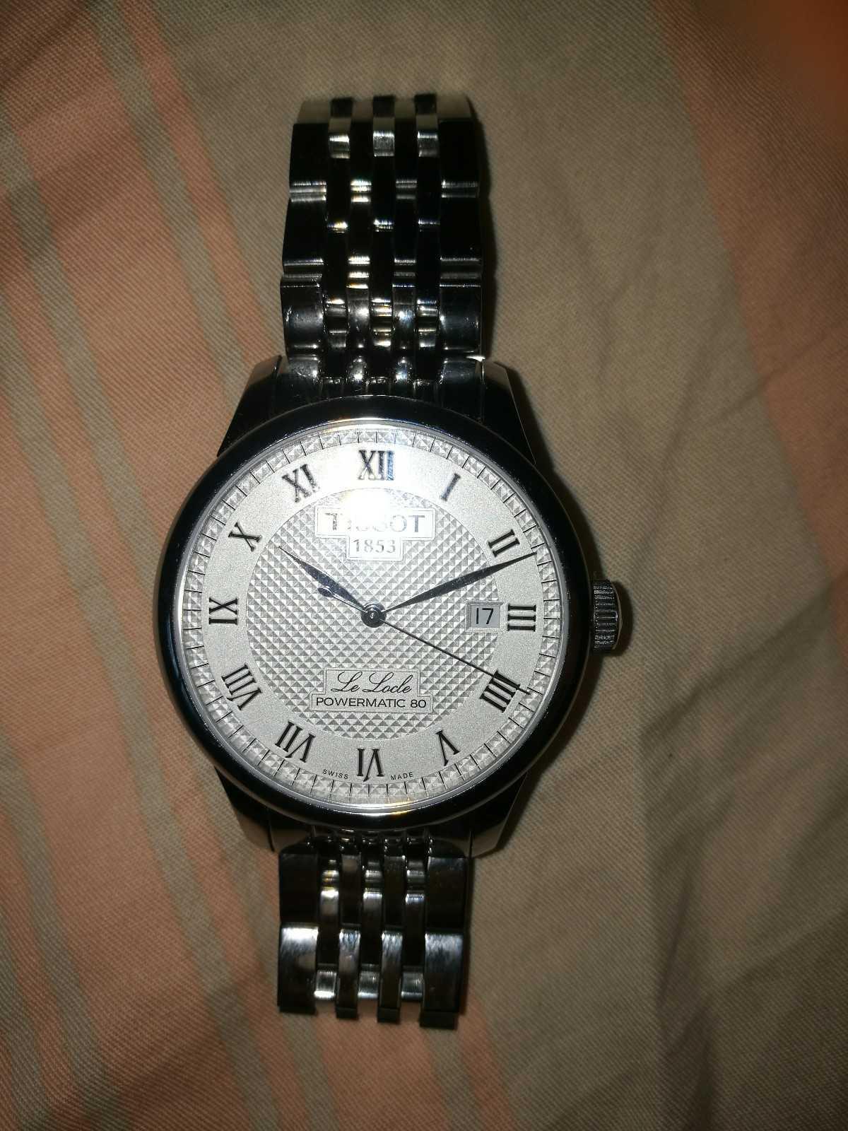 天梭T006.407.11.033.00手表【表友晒单作业】6月份买的...
