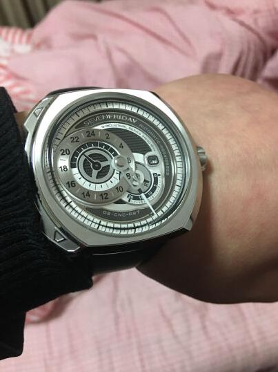 SevenFridayQ1-01手表【表友晒单作业】手表包装很...