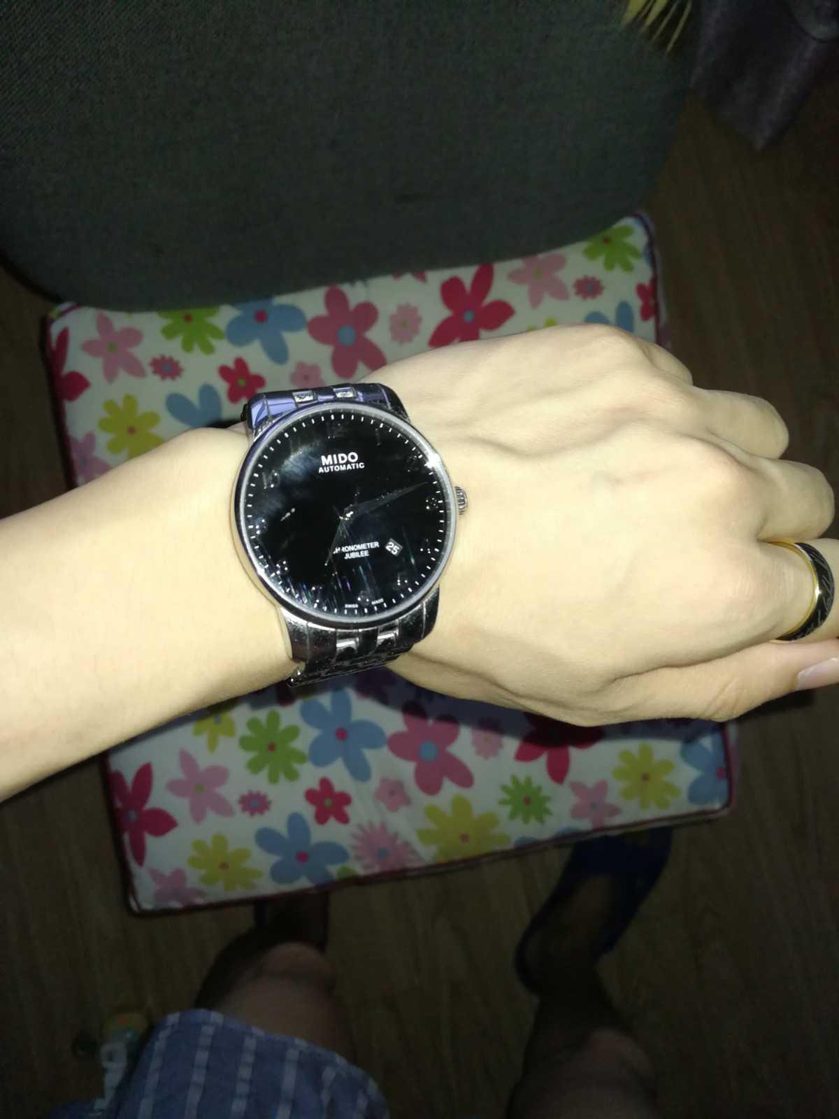 美度M8690.4.18.1手表【表友晒单作业】使用了快一...