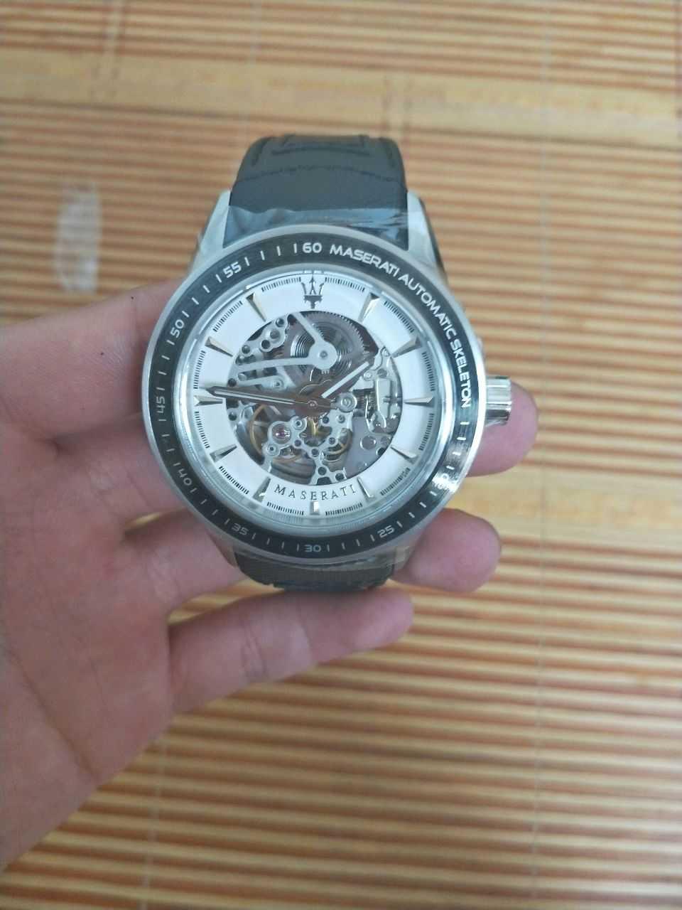 玛莎拉蒂R8821110003手表【表友晒单作业】东西很好,...