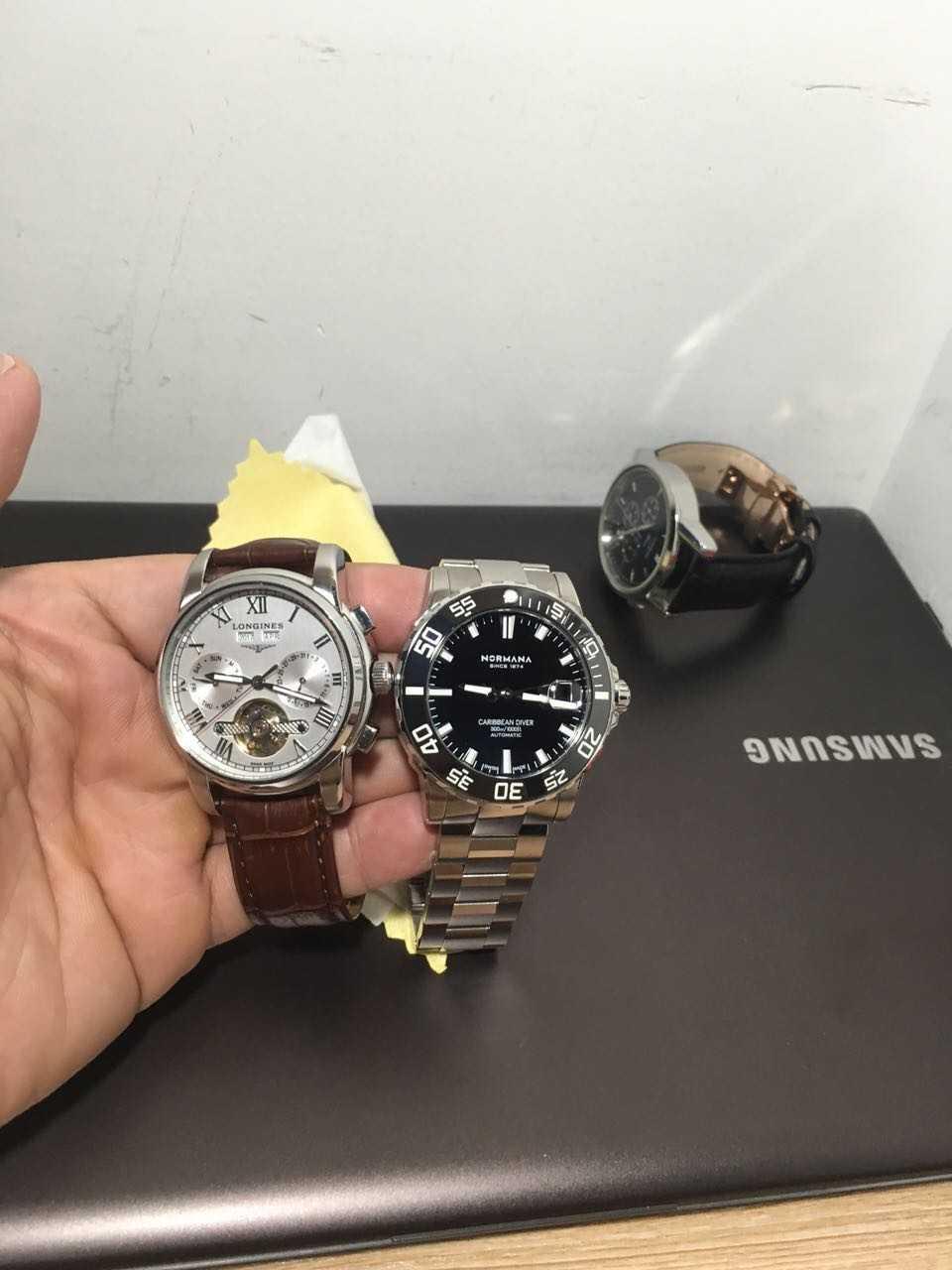 诺美纳86005手表【表友晒单作业】对比了迪沃...