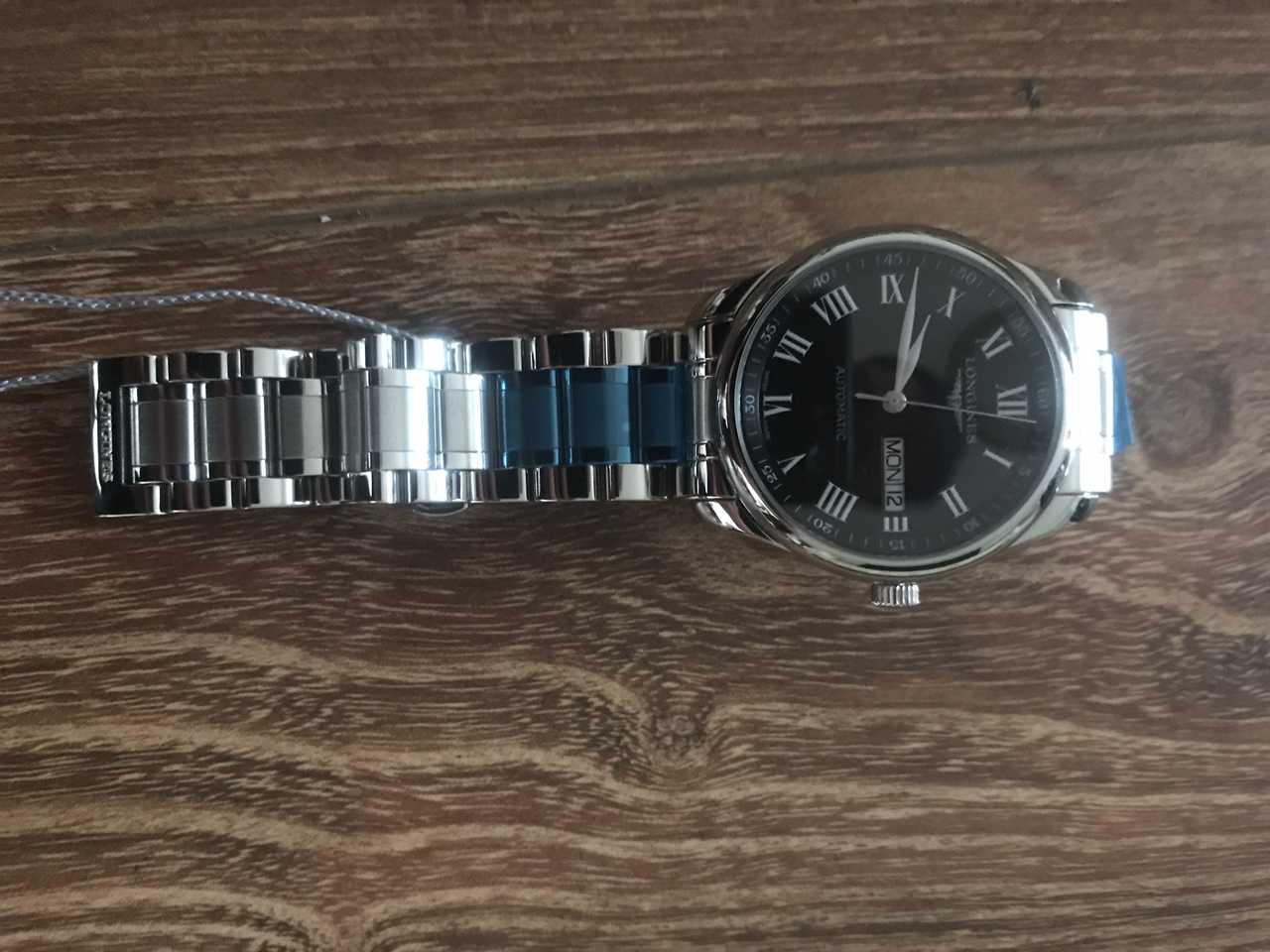 浪琴L2.755.4.51.6手表【表友晒单作业】发货太慢。...
