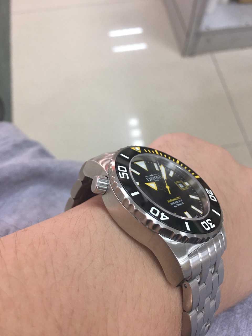 迪沃斯16149870手表【表友晒单作业】物流真的很...