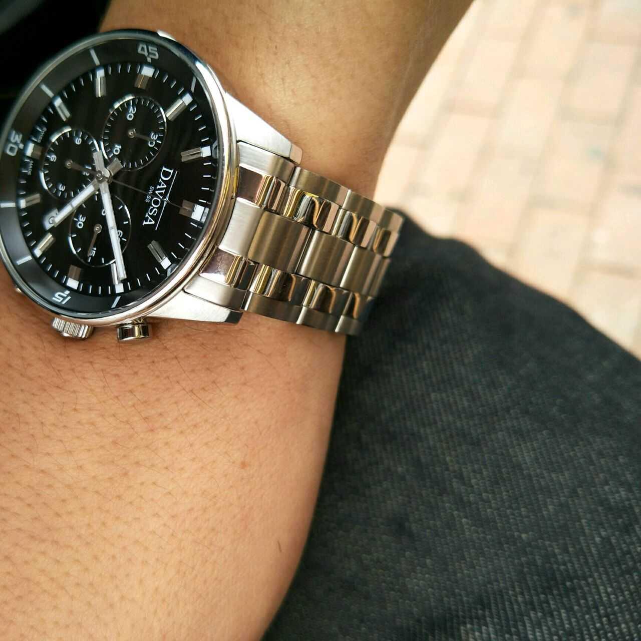 迪沃斯16348155手表【表友晒单作业】好喜欢的一...