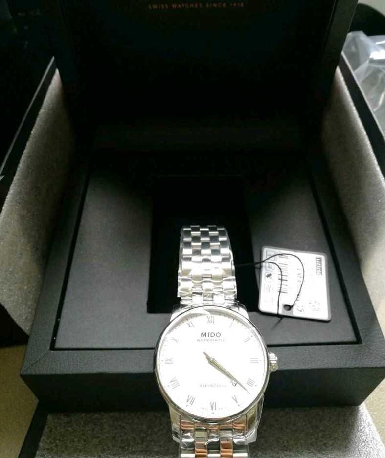美度M8600.4.26.1手表【表友晒单作业】收到货看了...