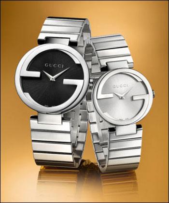 圣诞节:Gucci品牌推出全新Interlocking系列腕表