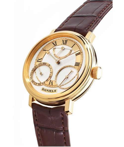 乔治•丹尼尔周年纪念腕表