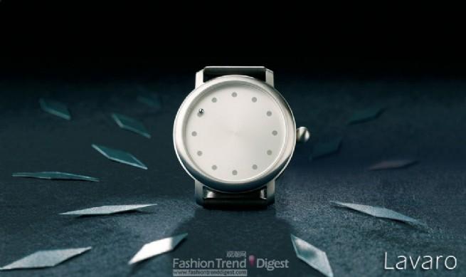 女表品牌LAVARO的钢珠表ABACUS系列介绍