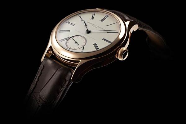 Laurent Ferrier(罗伦斐)标志性的手表-Galet Classic腕表