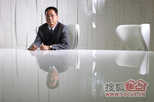万表网CEO肖晓:理想和时间一样宝贵