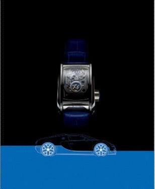 帕玛强尼Bugatti Vitesse新款腕表